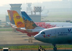 Virgin Atlantic A340 G-VHOL (Aiel) Tags: bombay airbus vs bom aix a340 virginatlantic a340300 kurla a340311 airindiaexpress vabb gvhol jetstreamer