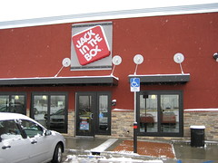 Just opened: Jack in the Box in Golden, CO