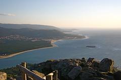 Foz do Minho (moacirdsp) Tags: santa espaa portugal rio river de do galicia pico monte mio pontevedra guarda 2007 minho facho a trega