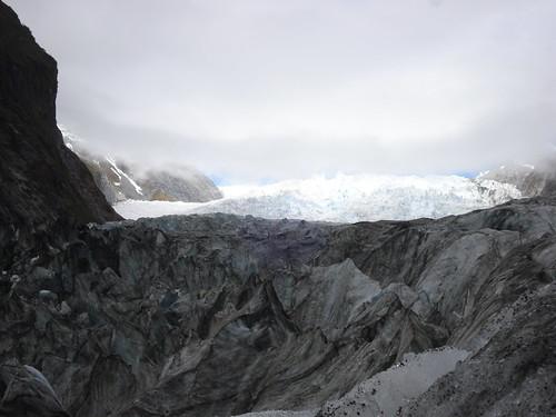 El glaciar