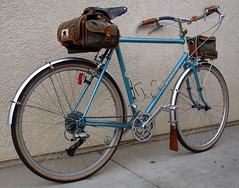 Blriot: insano-junked-out-commuter remix (Gino) Tags: bleriot rivendell 650b