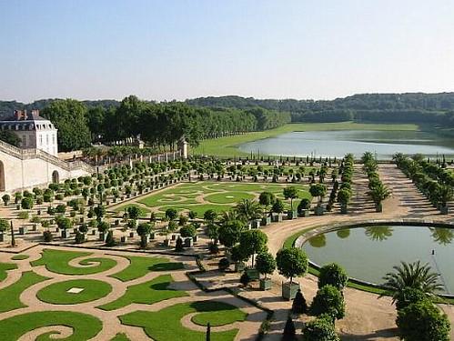 Jardin de Versalles