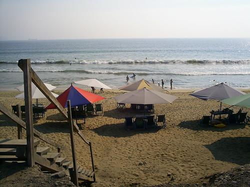 Colima, Mexico · Playa Miramar en Manzanillo, Colima, Mexico