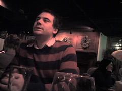 Josh at Grendel's (alist) Tags: cambridge alist cambridgemass cambridgema joshuagreen alicerobison ajrobison