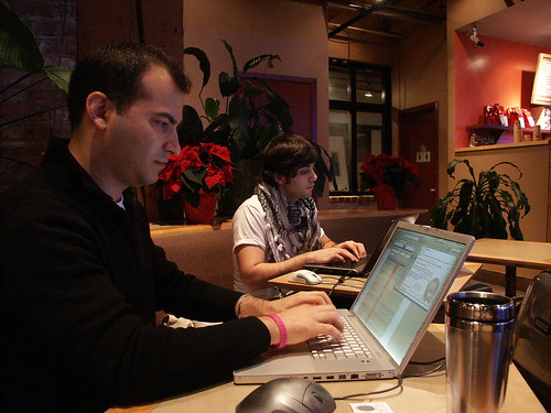 First Joomla Bug Fixing event in Vancouver