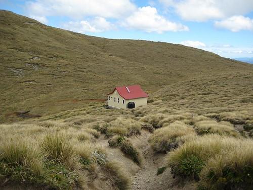 Kime Hut in the Sun (A Peak Too Far __7)