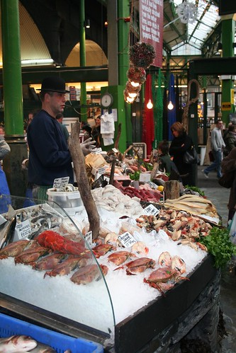 London - Borough Market 12