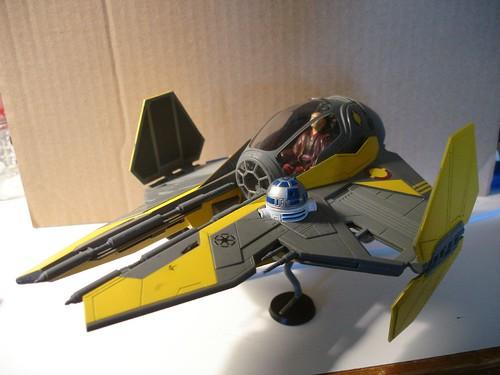 Star Wars Jedi starfighter Eta-2 Atis interceptor | Flickr - Photo Sharing!