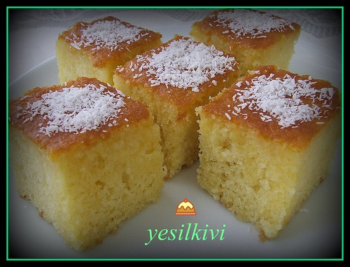 yesilkivi-portakalli kek