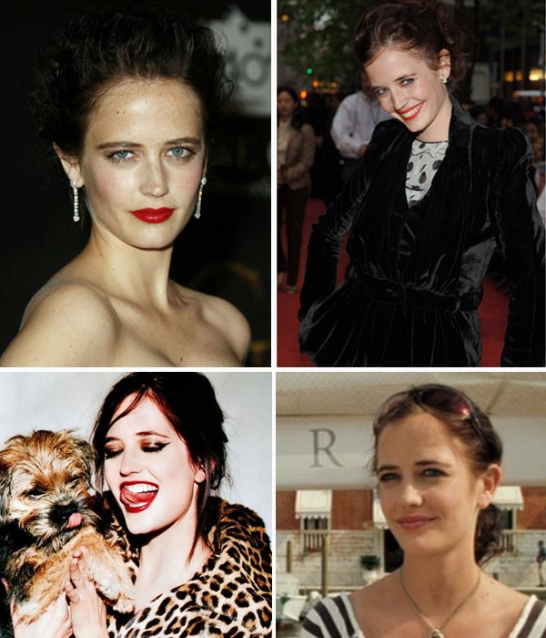 eva green, chic and charming, bond girl, style, fashion