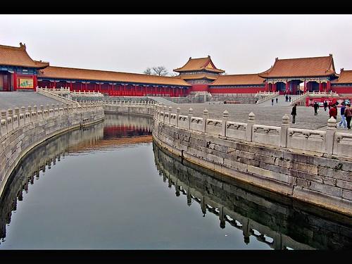 北京 Beijing - 紫禁城 The Forbidden City