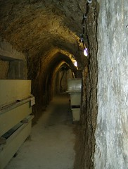 Hidden Arms Tunnel, Kefar Giladi (nightwing350) Tags: israel tunnel kibbutz kefargiladi hiddenweapons