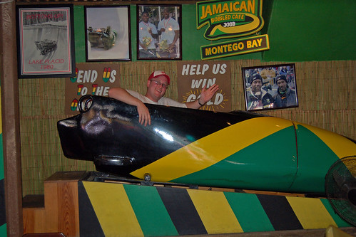cool runnings · jamaican bobsled team · bobsled olympics cafe royal