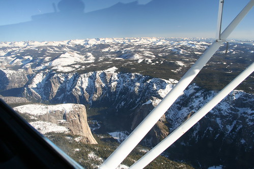 Yosemite and Half Dome
