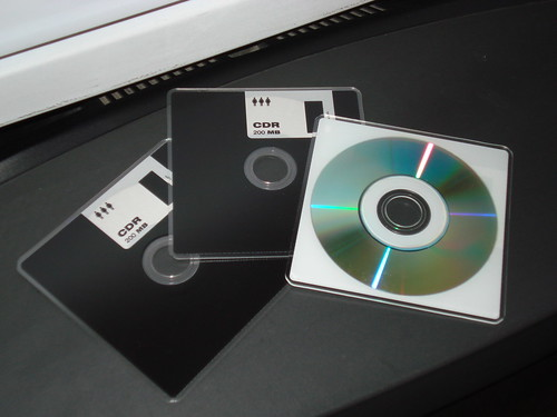 FLOPPY DISC - CD by DESIGNBOOM.com