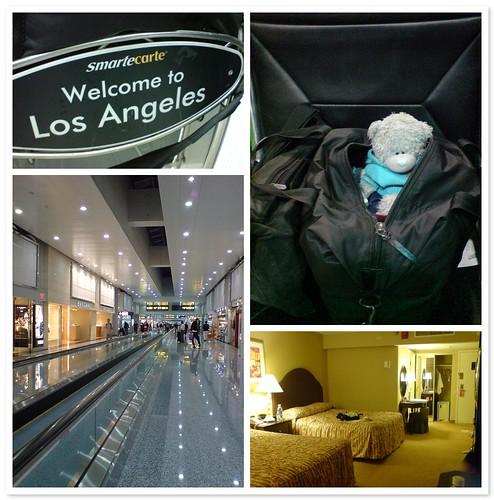 start of vegas trip