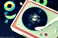 Record Player (Renmarc) Tags: old music vintage disco vinyl player record disc 70 renmarc