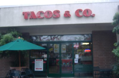 Tacos & Co - Exterior