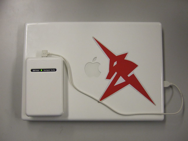 MacBook + HDD