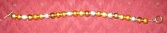 Tri-color bracelet