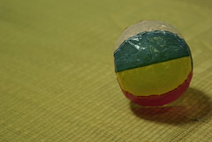 紙風船 / A paper balloon