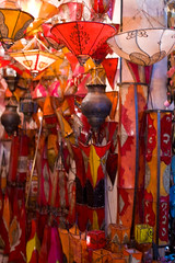 Red Lamp Shop