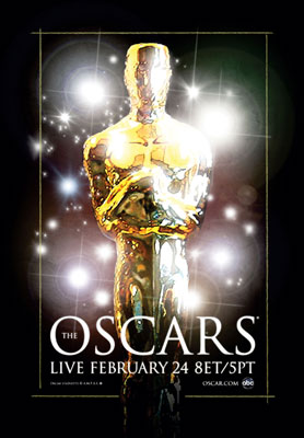 Official Oscars poster (2008)