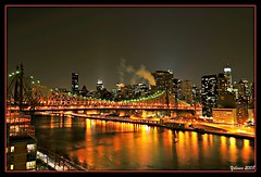 New York at night. (yilenes) Tags: newyork manhattan fabulous breathtaking supershot avision anawesomeshot mailciler
