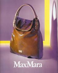 Max Mara Ad