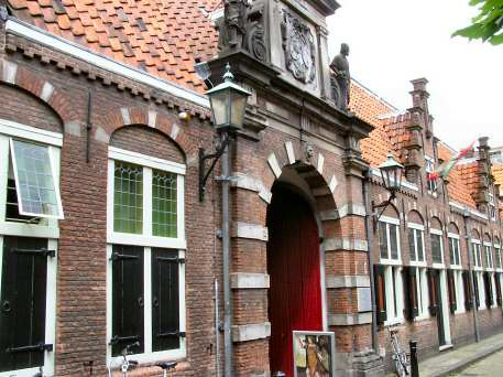 Frans Hals Museo en Haarlem