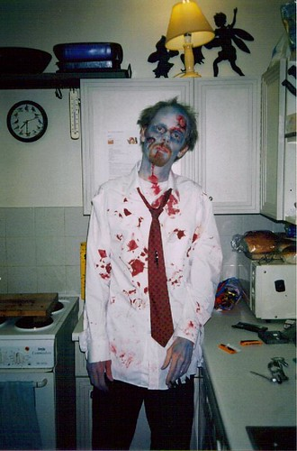 fancy dress, Halloween 2003