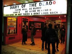 IMDB User Comments (angus mcdiarmid) Tags: cinema marquee edinburgh theater cameo zombies 2008 tollcross imdb homestreet diaryofthedead