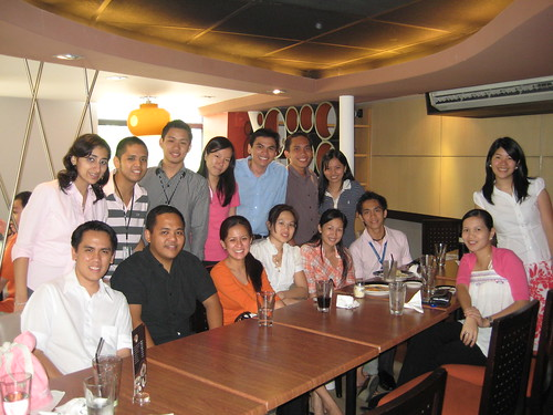 Despedida Lunch Pictures