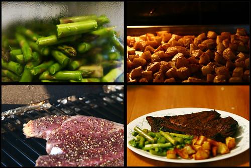 Day 90...2008 .dinner's served.