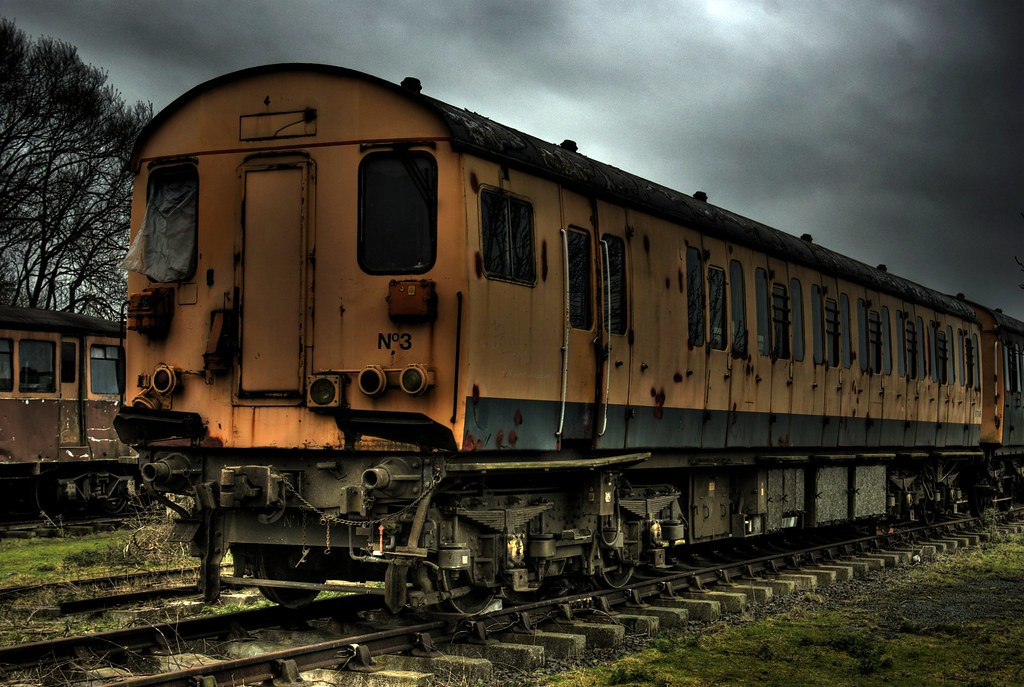 No 3 (BR Class 501 I think)