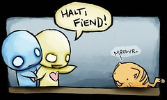 halt friend (patheticpoetic) Tags: pon zi