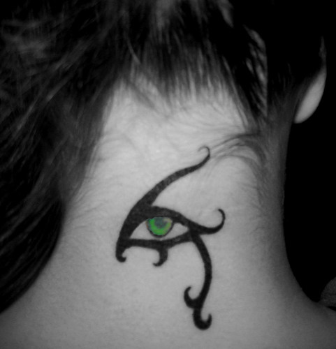 eye. eye of horus tattoo. eye tattoo