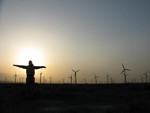 Dabancheng Wind Farm, Dabancheng, Xinjiang Province, China