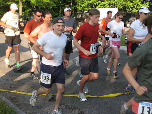 half marathon 22
