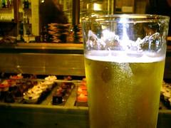 Kager og øl