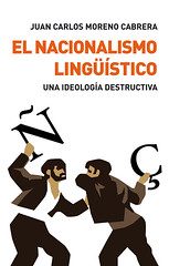 Nacionalismo lingstico (carlos cubeiro, illustration) Tags: espaa design goya catalua guerracivil idioma nacionalismo coverbook majos cubeiro