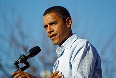 Barack Obama (zyrcster) Tags: colorado pueblo campaign democrats barackobama yeswecan election08 obamarally photofaceoffplatinum pfogold nyt:person=47452218948077706853