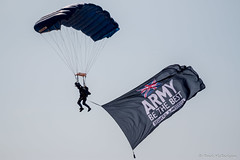 The Tigers Freefall Team (FredMac01) Tags: tigersfreefallteam tigers parachute team british freefall eastbourne 2016 airshow jump thetigers thetigersfft