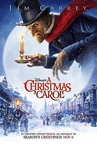Póster de 'A Christmas Carol'