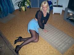 transgirls nylon strumpfhosen bilder