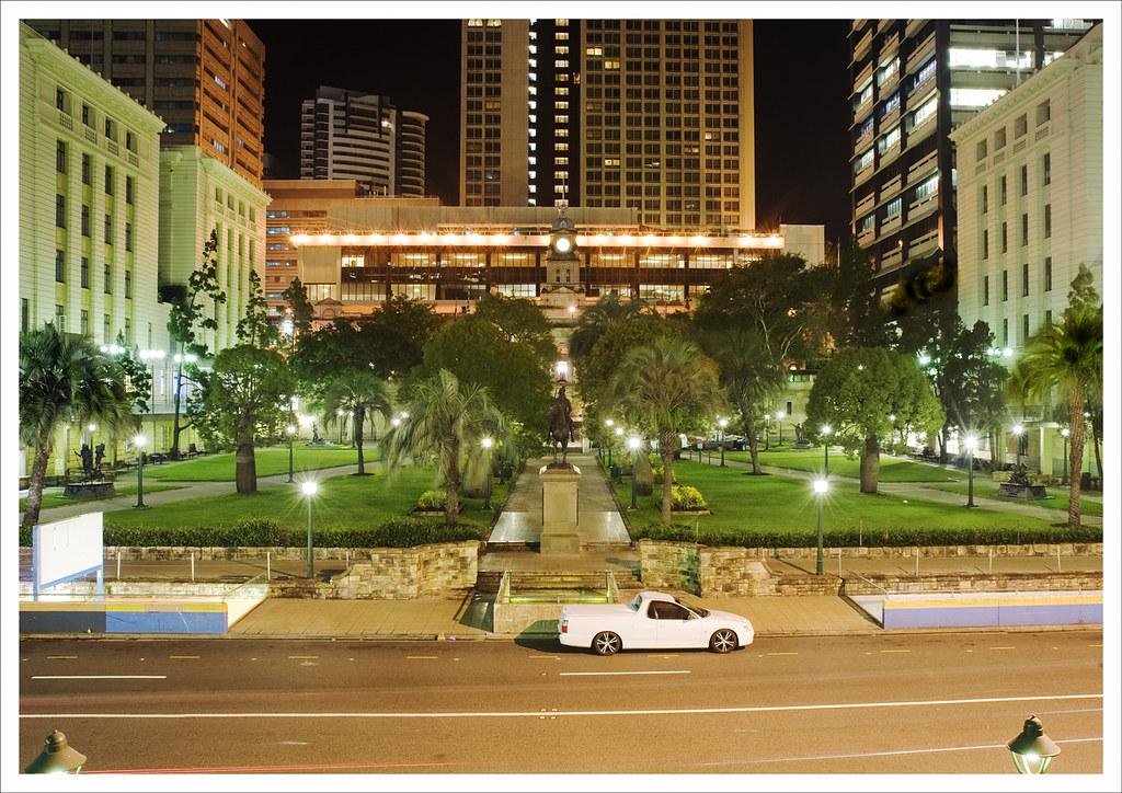 Anzac Square - Brisbane