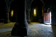 Armenian Cave Monastery Cont. III (It's my whole damn raison d'etre) Tags: alex dark ancient nikon long exposure raw monastery armenia cave armenian iphotooriginal geghard d300s thechallengefactory erkiletian yahoo:yourpictures=monatery