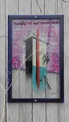 LARRY LORCA (BLACK VOMIT) Tags: street railroad ohio tower art abandoned yard painting graffiti virginia cabin framed hill richmond larry r va fulton lorca chesapeake