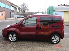 Fiat Qubo-03 (sctints) Tags: coast fiat south tints qubo sctints