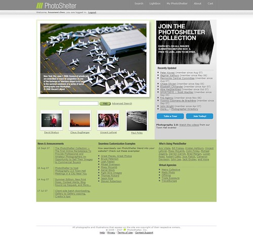 PhotoShelter - Stock Photos, Stock Images, Sell Photos